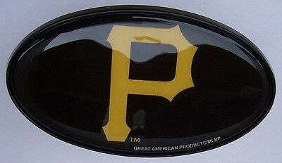 Trailer Hitch Cover MLB Baseball Pittsburgh Pirates NEW