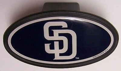 Trailer Hitch Cover MLB Baseball San Diego Padres NEW