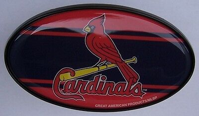 Trailer Hitch Cover MLB Baseball St Saint Louis Cardinals NEW