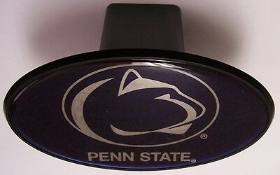 Trailer Hitch Cover NCAA Penn State Nittany Lions NEW with hitch pin