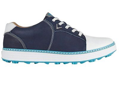 Callaway Lady Sky Series OZONE Golf Shoe, navy white