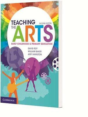NEW Teaching the Arts By David Roy Paperback Free Shipping