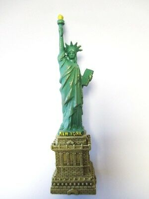 New York Statue of Liberty 10,5 Cm Stand Poly Model, Miss Liberty, New