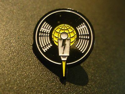 THIRD MAN PRESSING detroit nashville vault LAPEL PIN Jack White Stripes Records