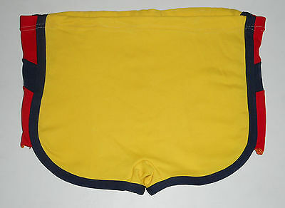 Vtg 60s Swim Trunk BRIEFS * CABOT CLUB * European Style Surf Shorts Mens : MD