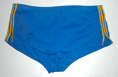 Vtg 60s Swim Trunk BRIEFS * SPORT INTERNATIONAL * European Style Shorts Mens MD