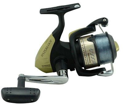 Shimano Hyperloop 6000 Fishing reel with line