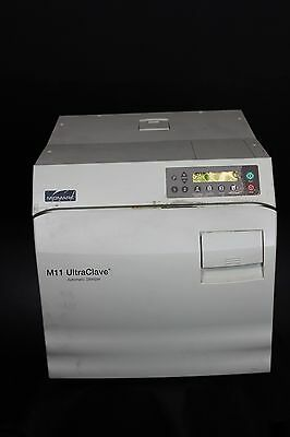 Midmark M11 New-Style Dental Steam Autoclave Sterilizer for Instruments