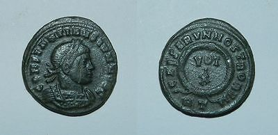 ANCIENT ROME : BRONZE COIN - 4th Century A.D. - CONSTANTINE II - GOOD DETAIL