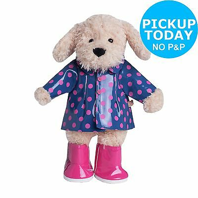 Chad Valley Designabear Rain Coat Outfit. From the Official Argos Shop on ebay