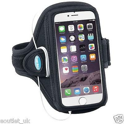 """Sport Armband for iPhone 6 Plus (5.5"""" display) by Tune Belt BRAND NEW RETAIL"""