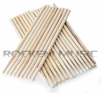 Vic Firth Twelve Pack Of Drum Sticks Factory Seconds Without A logo
