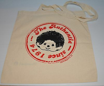 MONCHHICHI Cloth Tote BAG 2016 Sekiguchi