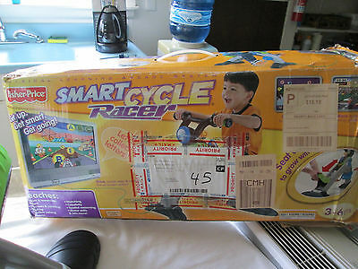 Fisher Price Smart Cycle Bike Educational Toddler Racer