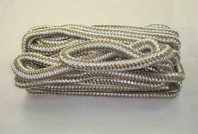 """Attwood 117696-7 Double Braid Nylon Dock Line 5//8/"""" x 25 ft Red 22914"""