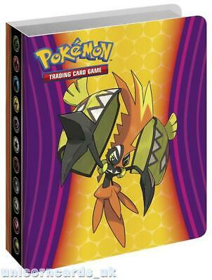 Pokemon Sun and Moon Guardians Rising Collector's Mini-Album With 1 Booster Pack