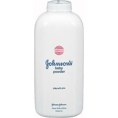 Johnson s Baby Powder, Classic Scent, 22 Oz. Pack of 3