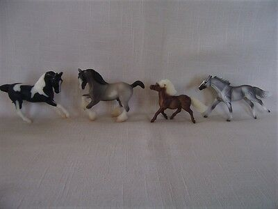 Breyer 1998 Jah Just About Horses Stablemate Gift Set Complete All 4  MIB