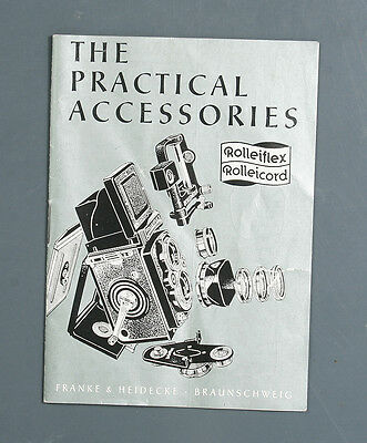 Rollei The Practical Accessories Brochure 56/132560