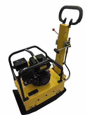 7 HP Reversible Gasoline Plate Compactor