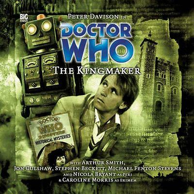 The Kingmaker (Doctor Who), Nev Fountain | Audio CD Book | 9781844351619 | NEW