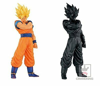 Dragonball Resolution of Soldiers Vol.1 Super Saiyan Goku Figure Banpresto