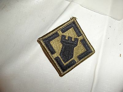Military Patch Us Army Ocp Hook And Loop 20Th Engineer Brigade Multicam