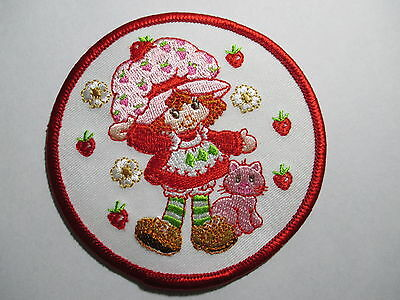 Strawberry Shortcake Patch