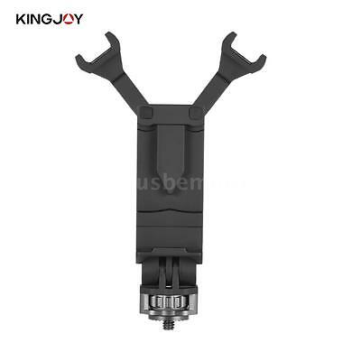 "KINGJOY LC-22 Foldable Smartphone Clip Holder Clamp Bracket+ 1/4"" Screw USB A3G6"