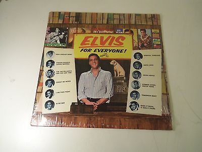 FACTORY SEALED LP ELVIS For Everyone RCA VICTOR AFL1-3450 STEREO