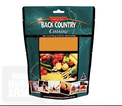 Back Country Cuisine Freeze Dri Meals - 1 Serve- 12 Varieties - Hiking