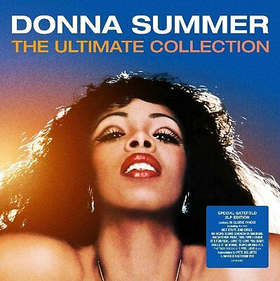 The Ultimate Collection Donna Summer 2 x Vinyl Record  - brand new