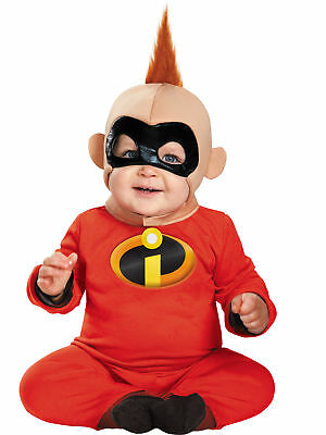 The Incredibles Baby Jack Jack Deluxe Costume for Toddler