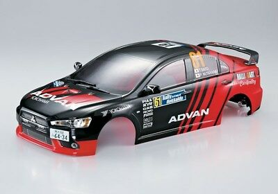 Killerbody Mitsubishi Lancer Evo X 190mm, Rally-racing, RTU all-in - KB48002