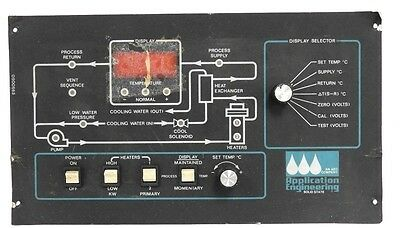 Aec 0500563 Application Engineering Solid State Control Panel 010470B Board