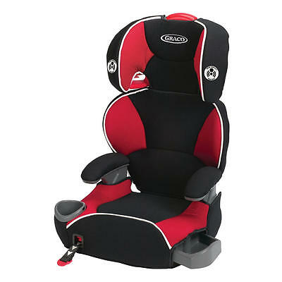 Graco Affix Highback Booster Seat with LATCH System - Atomic