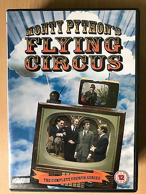 Monty Python's Flying Circus - Fourth Season / Series 4 ~ Classic Comedy UK DVD