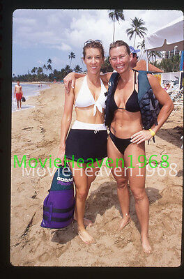 Lori Fetrick ICE HEATHER D'JORIA 35mm SLIDE TRANSPARENCY 2211 PHOTO