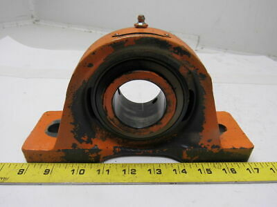 "Seal Master MP-32 Cast iron Pillow Block Bearing 2"" Bore 2 Bolt Base"