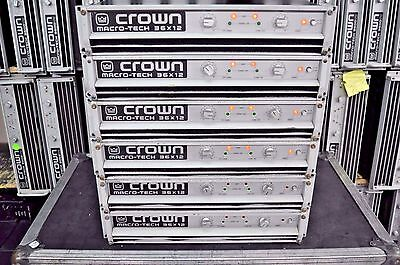 Crown Macro-Tech  MA36X12VZ 110v Power Amplifier