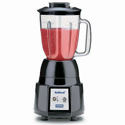 Waring Commercial BB180 Blender, 44 Oz, Toggle Switches NEW IN BOX