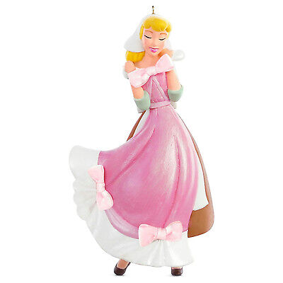 Hallmark Ornament 2016 Dream Is A Wish Your Heart Makes - Cinderella #QXD6081-DB