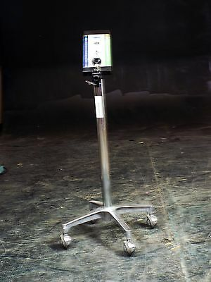 Matrx MDM Dental Nitrous Oxide Flowmeter for Conscious Patient Sedation w/ Stand
