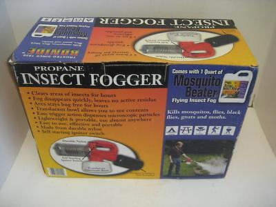 Bonide Propane-Powered Fog RX Outdoor Insect Fogger With a Translucent Bowl