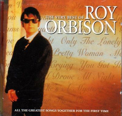 Roy Orbison - The Very Best Of (New Sealed Cd)