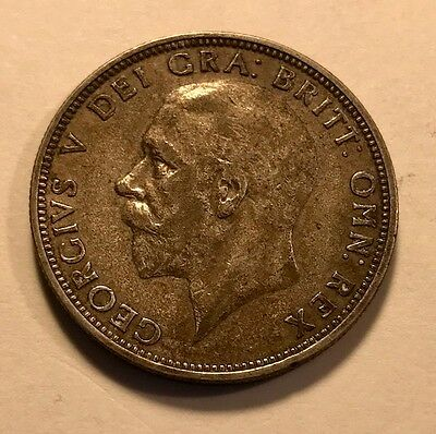 Great Britain - George V - Florin - Two Shillings -1929