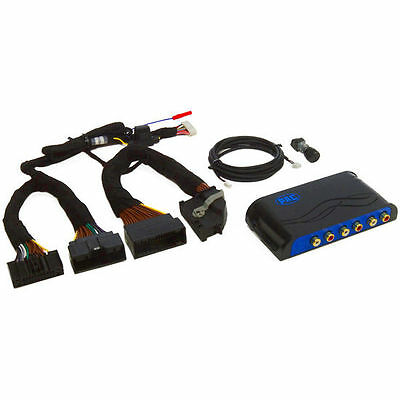 PAC AmpPRO Plug & Play Amplifier Interface for Select 2013-2017 Ford Vehicles
