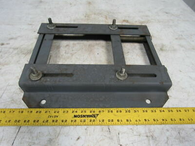 NEMA 256T Frame Adjustable Motor Mount Slide Bracket NOS