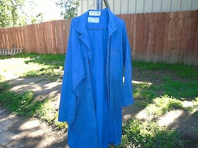 Shop or Lab Coats 2 Mens Blue size XL $16.00 for Both Coats