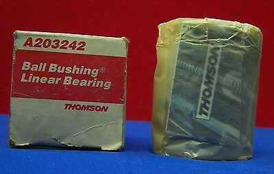 Thomson A 203242 / A203242  Ball Bushing Linear Bearing New In Original Package